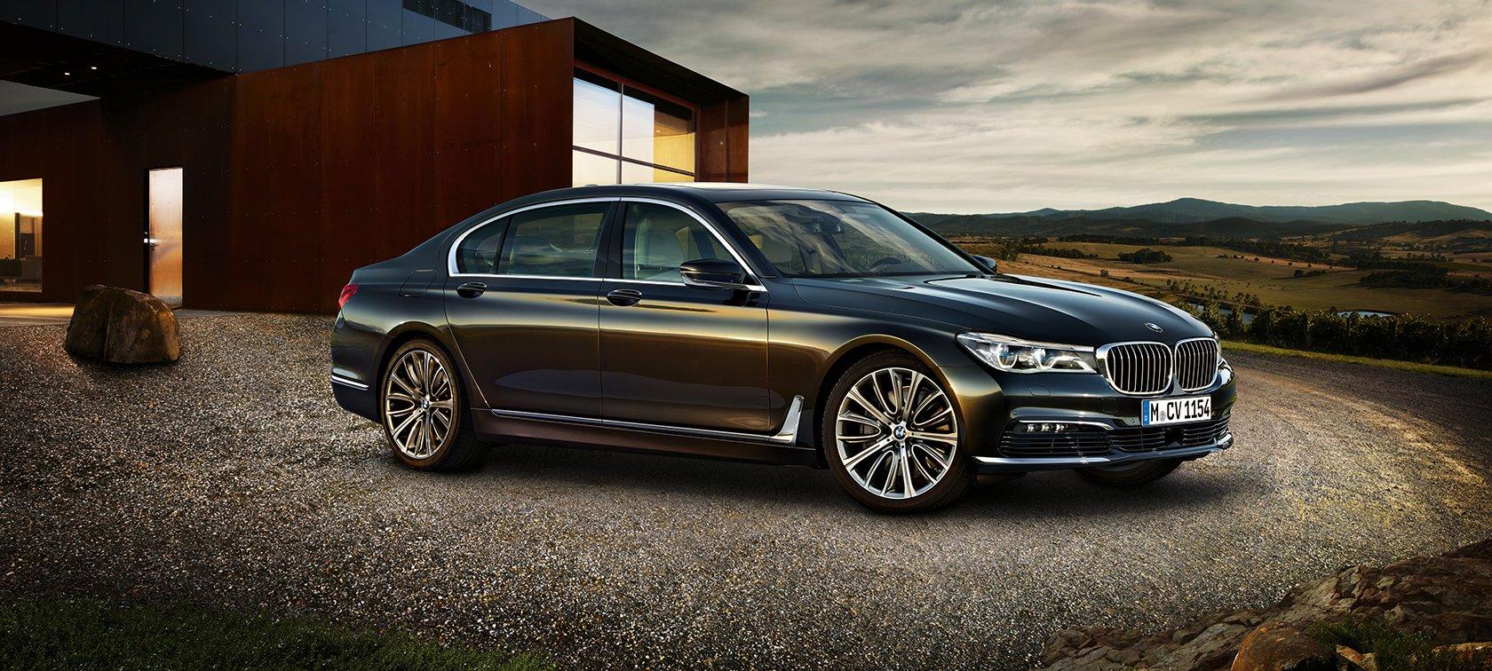 BMW 7 Kiralama