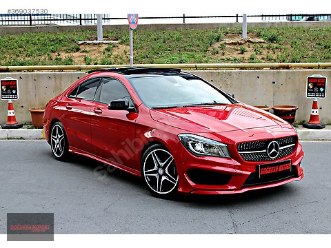 Mercedes-CLA-kiralama-gaziantep