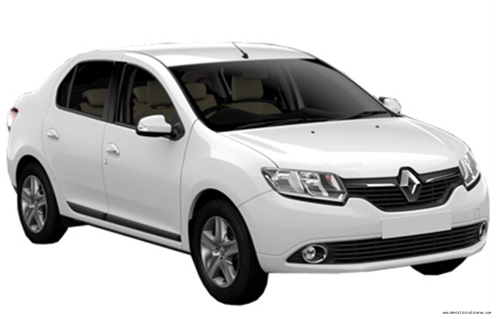 Renault Symbol Kiralama
