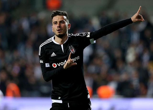 Beşiktaş'tan Oğuzhan Özyakup için transfer açıklaması