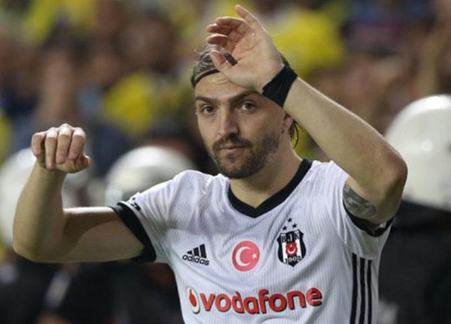 Beşiktaş'lı Caner Erkin'in büyük pişmanlığı!
