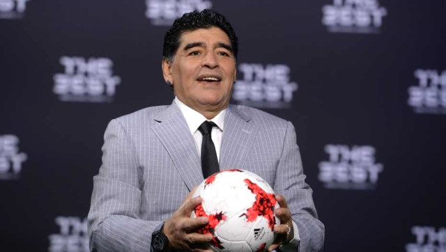Efsane Futbolcu Maradona Ameliyat Oldu
