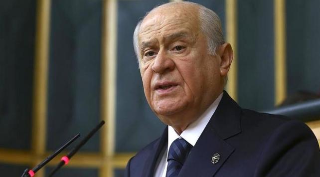 MHP Başkanı: ABD Silahları PKK'nın elinde dedi!